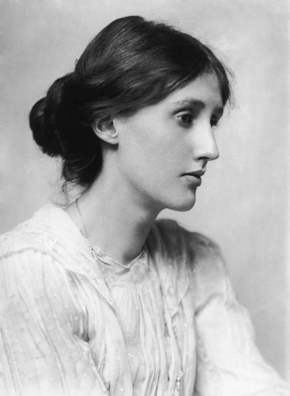 Virginia Woolf, 25 January 1882 – 28 March 1941 / www.dimitrisstefanakis.gr